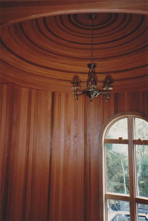 Ceiling Amp Corbels Rich Elstrom Construction